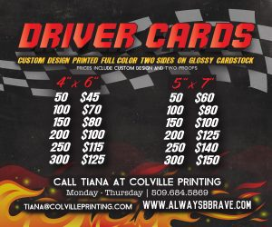 Driver Card Ad
